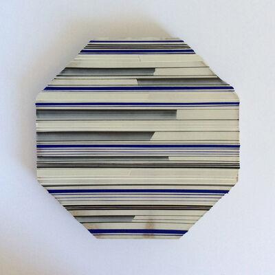 Duane Slick, 'Interrupted Bliss in Blue', 2014