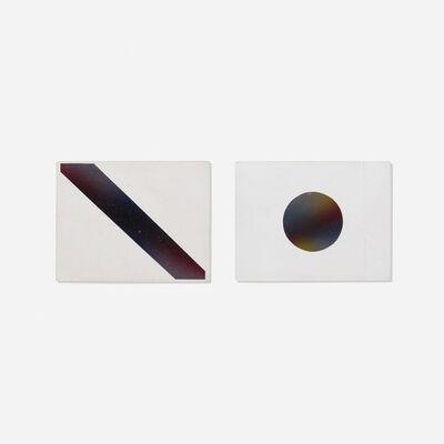 Shigeru Izumi, 'Untitled (two works)', c. 1972