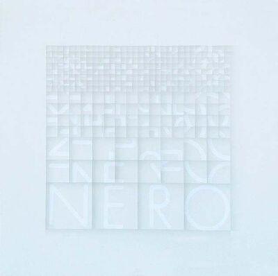 Paola Di Bello, 'Nero (Black)', ca. 1980