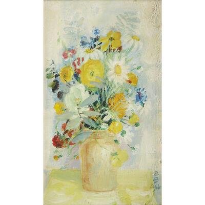 Le Pho, 'Fleurs', 1968