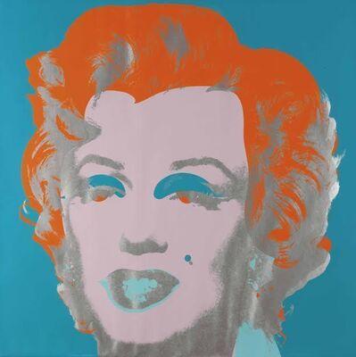 Andy Warhol, 'Marilyn ll.29', 1967