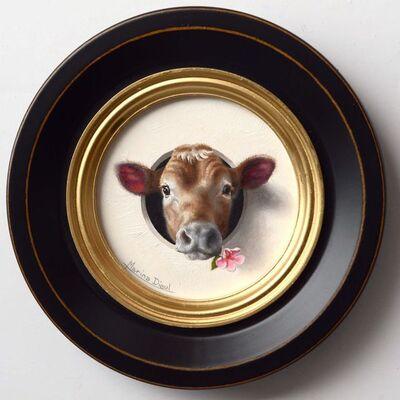 Marina Dieul, 'Mini Vache', 2019