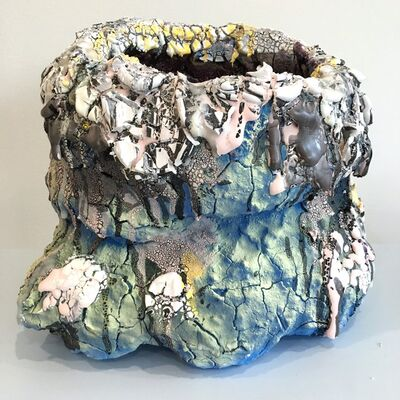 Brian Rochefort, 'Large Crater', 2016