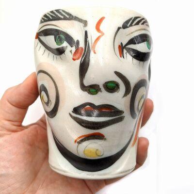 Akio Takamori, 'Cup III', 1980-1989
