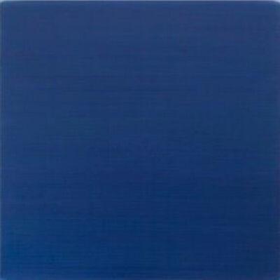 Phil Sims, 'Blue Navigator', 2008