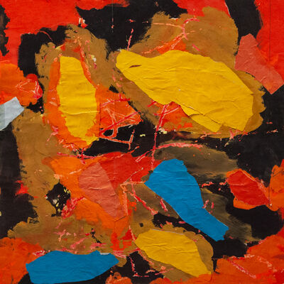 Karel Appel, 'Automne', 1961