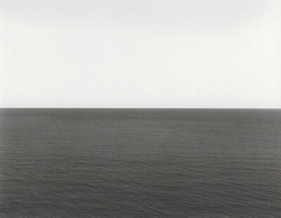 Hiroshi Sugimoto, 'Time Exposed: #301 Caribbean Sea, Jamaica, 1980/1991', 1991