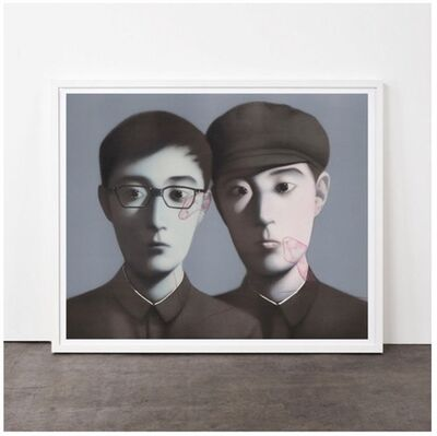 Zhang Xiaogang, 'Description', 2006