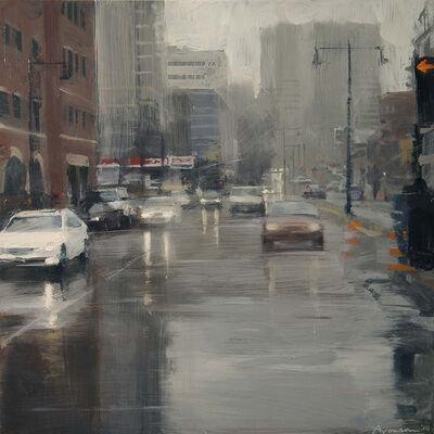 Ben Aronson, 'Boston Rain', 2018
