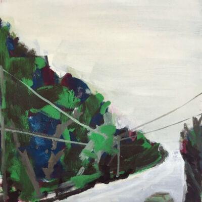 Allison Gildersleeve, 'Road', 2016