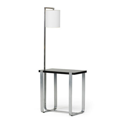 Walter Von Nessen, 'Lamp table, USA', 1930s
