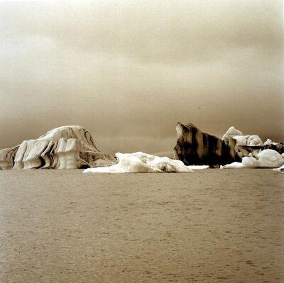 Rena Bass Forman, 'Iceland #12, Jokulsarion (floating iceberg)', 2001