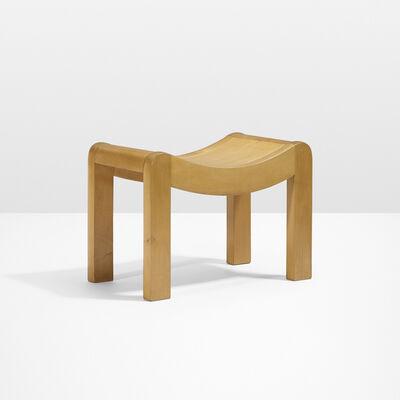 Pierre Chareau, 'stool, model no. Sn 1', 1920-21