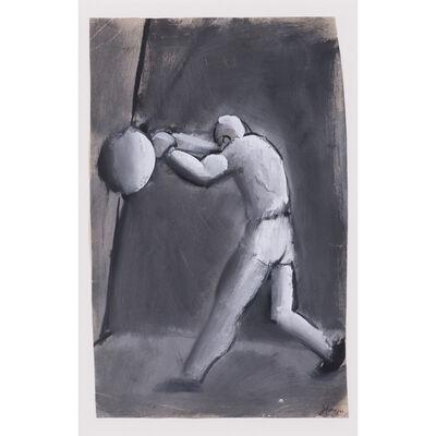 Mario Sironi, 'The boxer'