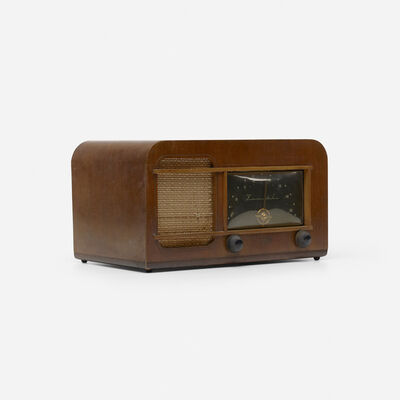 Charles and Ray Eames, 'radio', c. 1946