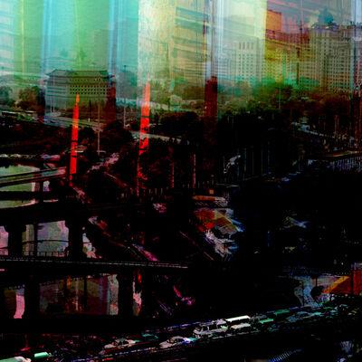 Sarah Nind, 'Beijing View 1', 2010