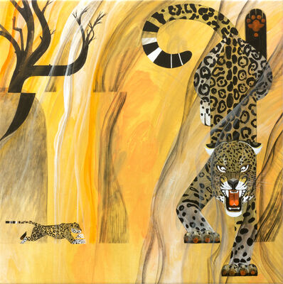 Maja Hürst / TIKA, 'Jaguar', 2021