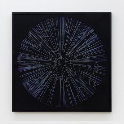 Caroline Cloutier, 'Architectures Célestes – Solstice Hiver', 2015