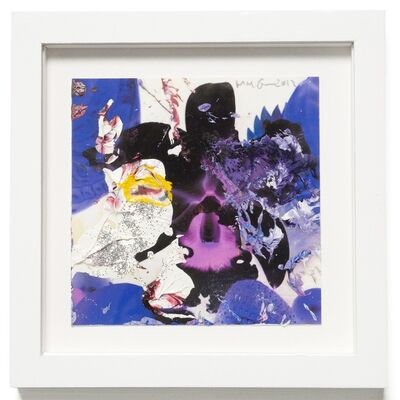 Marc Quinn, 'Unique Meteor Print', 2012