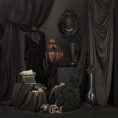 Patty Carroll, 'Darkly', 2014
