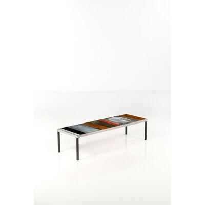 Roger Capron, 'Soleil - Coffee table', near 1960