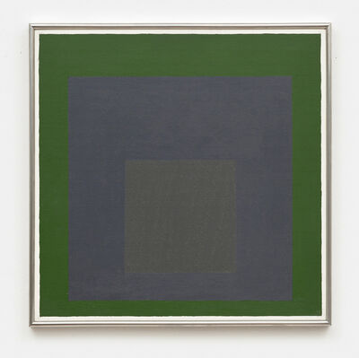 Josef Albers, 'Study for Homage to the Square', 1965