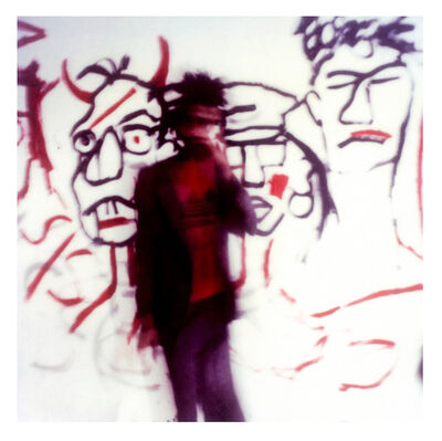 Maripol, 'JM Basquiat AM, NYC', 1981