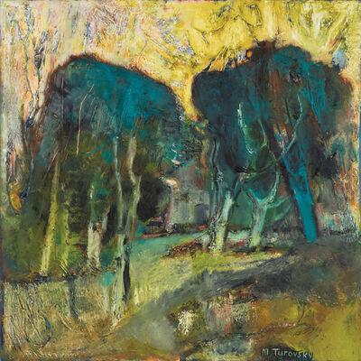 Mikhail Turovsky, 'Yellow Sky', 2015
