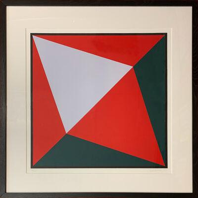 Charles Hinman, 'Lavender Triangle', 2012