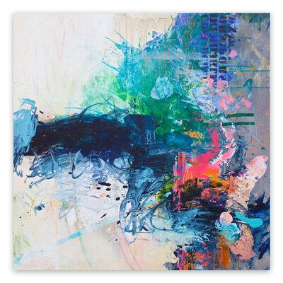 Carolina Alotus, 'Selcouth (Abstract painting)', 2020