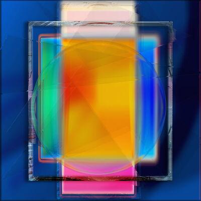 Jens Christian Wittig, 'Framed Color Square I', 2019