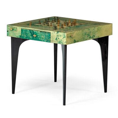 Aldo Tura, 'Game table, Italy', 1960s