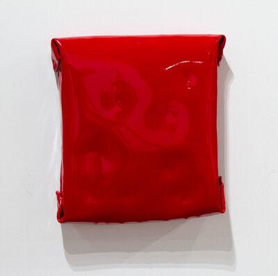Tim Ebner, 'Untitled (maroon) ', 2018