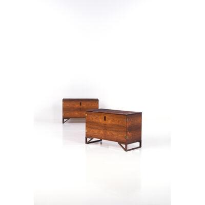 Svend Langkilde, 'Pair of drawers', années 1950