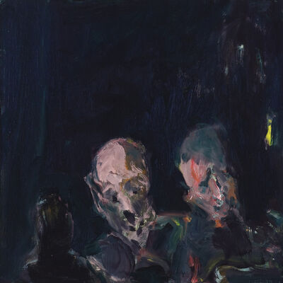 Kevin Connor, 'Faces in the City's Night', 2009