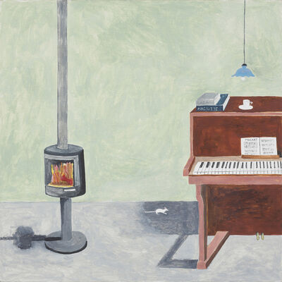 Noel McKenna, 'Mouse beside Piano', 2016