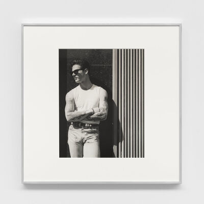 Robert Mapplethorpe, 'Ron Young', 1984