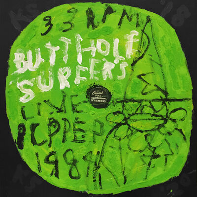 Kerry Smith, 'Butthole Surfers', 2020