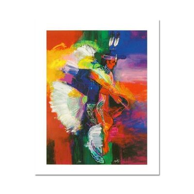 John Nieto, 'Fancy Dancer I', 1990-2020