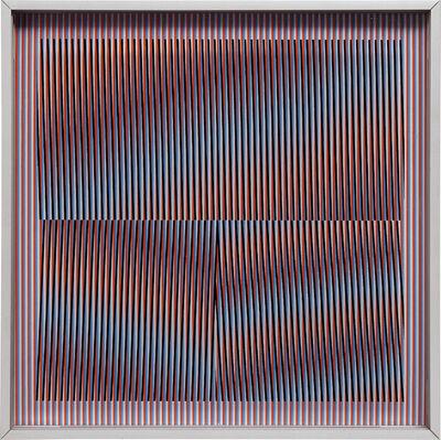 Carlos Cruz-Diez, 'Cromointerferencia', 1978