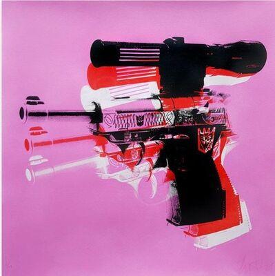 Copyright, 'Warhol meets Megatron', 2020