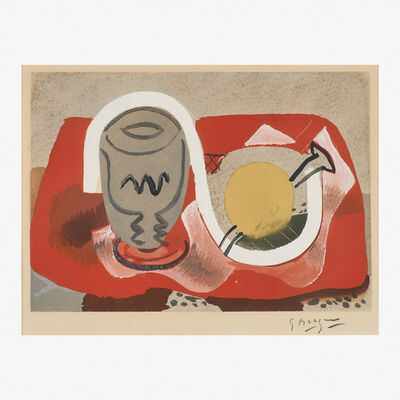 Georges Braque, 'Nature Morte', 1934