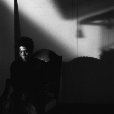 Jeannette Montgomery Barron, 'Jean Michel Basquiat, NYC', ca. 1984