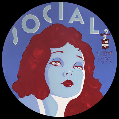Andres Conde, 'Redondamente SOCIAL', 2020