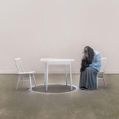 Jarno Vesala, 'Soup and a Woman', 2014