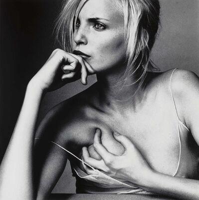 Irving Penn, 'Nadja Auermann (B), New York', June 22-1994