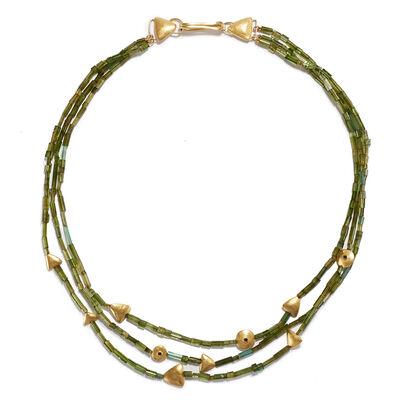 Alexandra Watkins, 'Tourmaline Crystal Necklace', ca. 2016