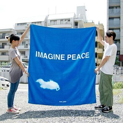 Yoko Ono, 'Imagine Peace ', ca. 2008