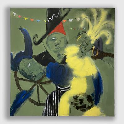 Curtis Talwst Santiago, '3 Canal', 2020