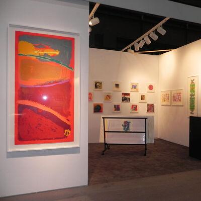 Advanced Graphics London at IFPDA Print Fair 2016, installation view